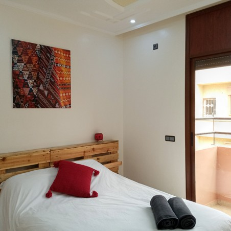 Holiday rental at Imi Ouaddar